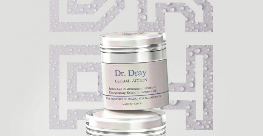 Dr. Dray: entre medicina y cosmética.