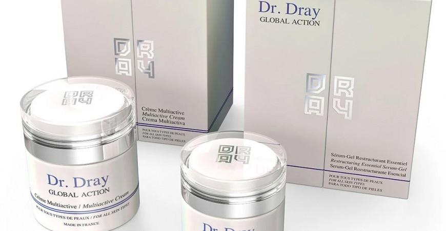 El Dr. Dray cree en la importancia de usar productos de calidad para mimar la piel.
